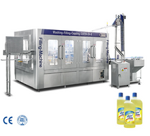 Aumotic disinfectant filling equipment